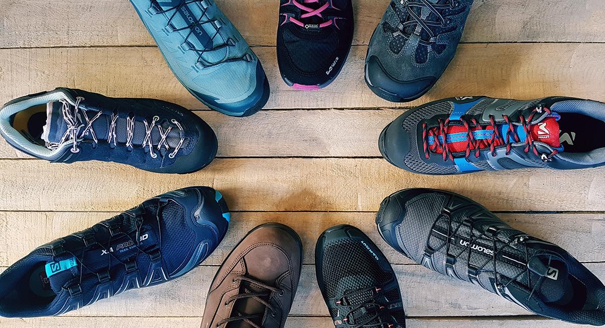 ▷ Les Meilleures Chaussures De Randonnée Comparatif